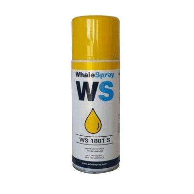 Spray antiadherente